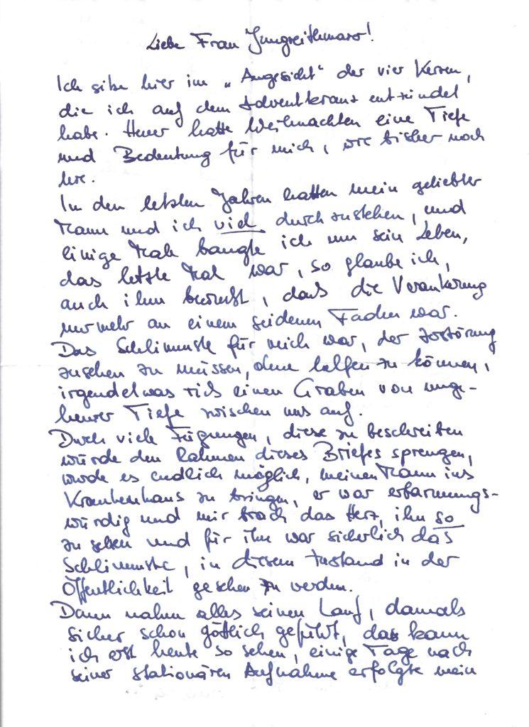 Enchanting Dankesbriefe Für Empfehlung Photo - FORTSETZUNG ...